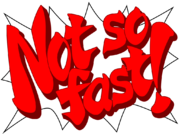 NotSoFast!
