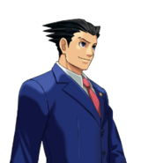 PXZ2 Phoenix Wright (zoom) - smiling (right)