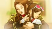 Skye hug