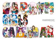 Capcom Girls 2012