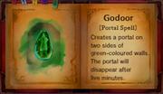 Godoor spell