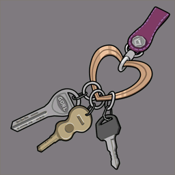 Klavier's keys