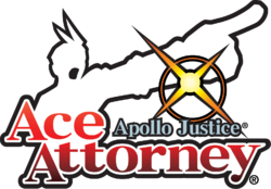 Apollo Justice Ace Attorney logo