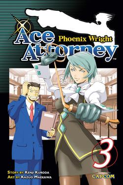 Wright Manga 3