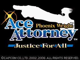 Phoenix Wright - Ace Attorney - Justice For All 56 4633