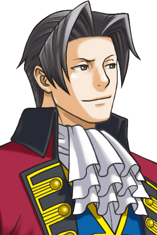 Miles Edgeworth Ace Attorney Wiki Fandom
