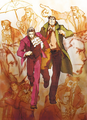 Edgeworth and Gumshoe running from their sins.png