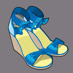 Alita's shoes