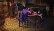 Unconscious petenshy