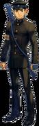 Ryuunosuke with a hat
