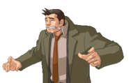 AAI Dick Gumshoe Shocked