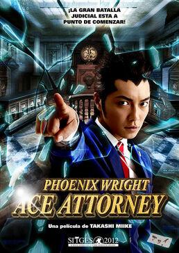 Phoenix Wright-Ace Attorney La película