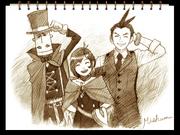 Ending - Vera's Sketch