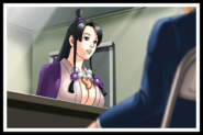 Mia in Detention