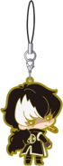 Blackquill - phone charm - 15th anniversary