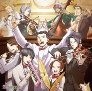 Gyakuten saiban meets again cover