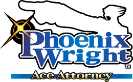 Phoenix Wright Ace Attorney Logo