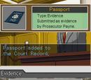 Court record