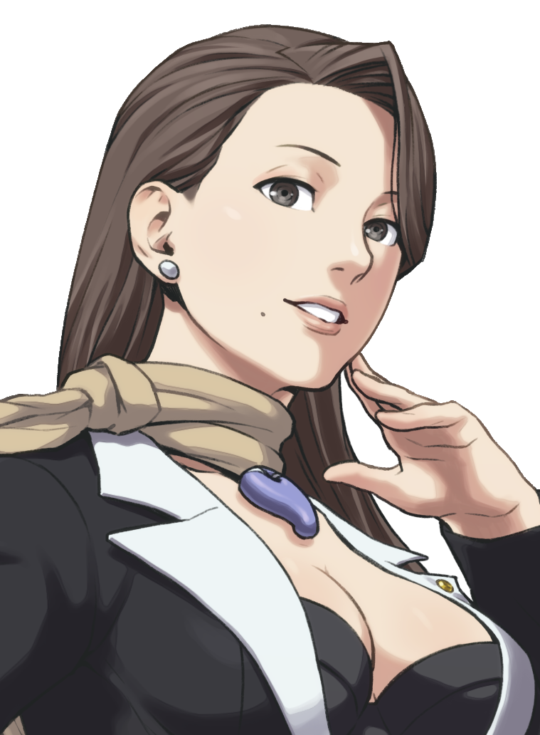 Mia Fey Ace Attorney Wiki Fandom Powered By Wikia