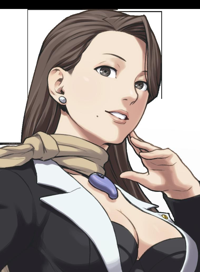 Mia Fey Ace Attorney Wiki Fandom
