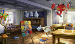 3F Art Room