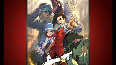 Apollo Justice Ace Attorney Soundtrack - Recollection ~ Forgotten Legend