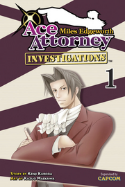 Edgeworth Manga 1