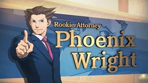 Phoenix Wright Ace Attorney Trilogy - Announce Trailer