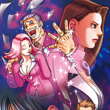 Turnabout Sisters Ace Attorney Wiki Fandom