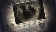 Death Bringer Newspaper