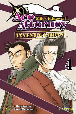 Edgeworth Manga 4