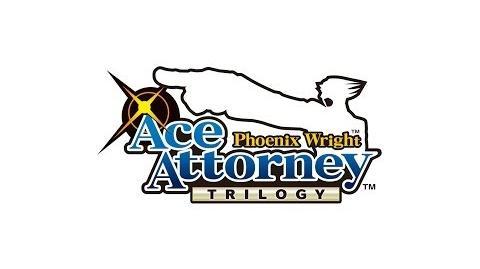 Phoenix Wright Ace Attorney Trilogy E3 Trailer PEGI