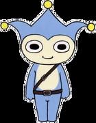 Tejón Azul