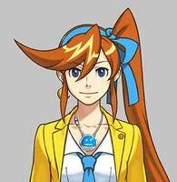 Athena Cykes - Ace Attorney - Dual Destinies