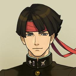 Kazuma Asougi mugshot