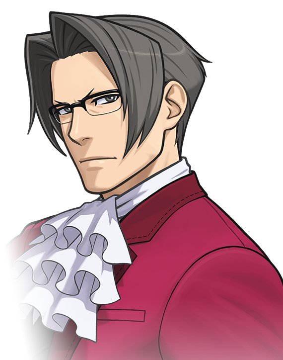 Miles Edgeworth Ace Attorney Wiki Fandom Powered By Wikia