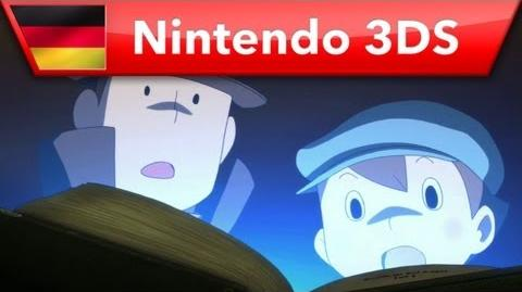 Professor Layton vs. Phoenix Wright Ace Attorney - Trailer (Nintendo 3DS)