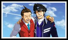 Apollo and daichi