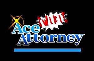 Wiki Ace Attorney Logo