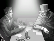 Wright and Zak Poker