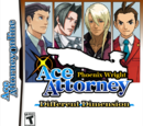 Phoenix Wright: Ace Attorney Different Dimension