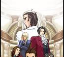 Apollo Justice - Ace Attorney: Justice's Memoirs