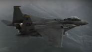 F-15E -Shamrock- Flyby