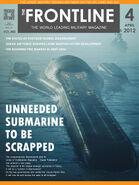 FRONT LINE 2012 ALICORN COVER