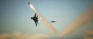 AC7 X-02 Firing EML