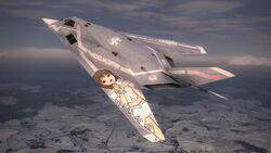 F-117A Yukiho