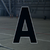 "AC7 Air Force ""A"" Emblem Hangar"