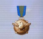 Ace x mp medal bronze hawk