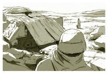 Futuro Encampment
