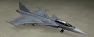 Gripen C Standard color hangar